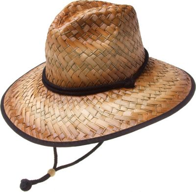 Peter Grimm Kiwi Lifeguard Hat One Size - Brown - Peter Grimm Hats/Gloves/Scarves