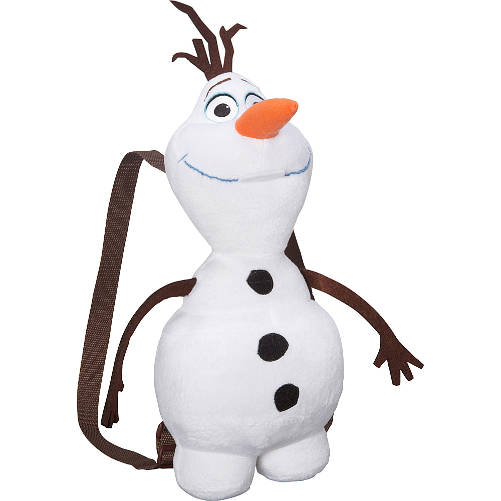 Disney Olaf Plush Backpack