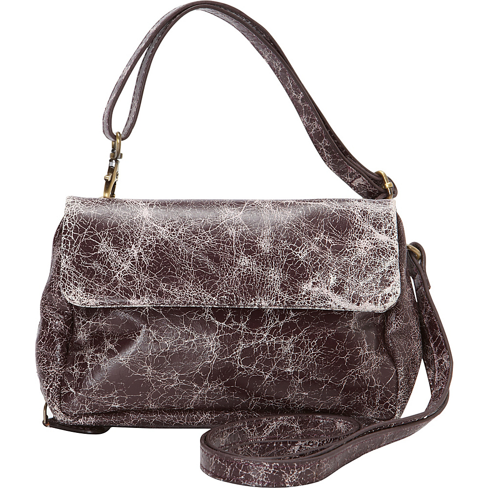 Latico Leathers Caycee Crossbody Astro Purple - Latico Leathers Leather Handbags - Handbags, Leather Handbags