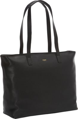 KNOMO London Maddox Tote Black - KNOMO London Women's Business Bags