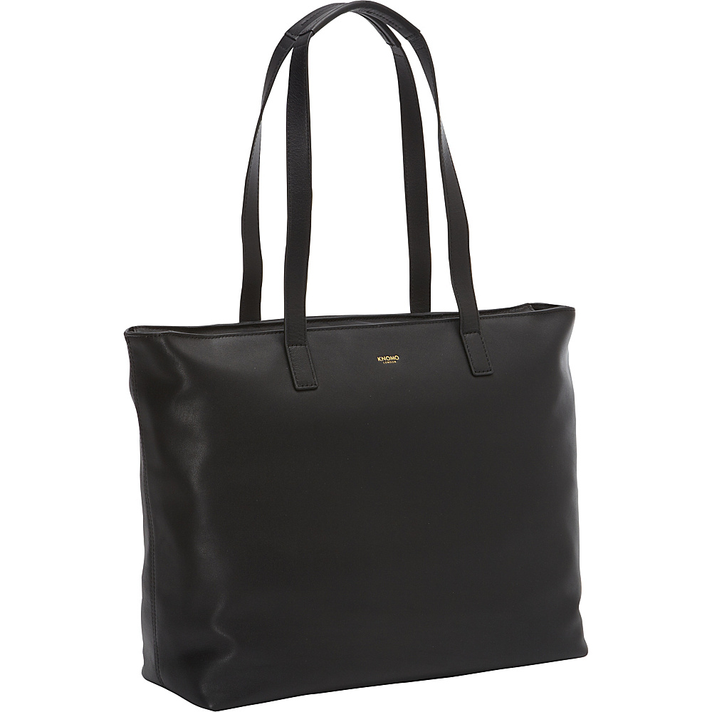 KNOMO London Maddox Tote Black KNOMO London Women s Business Bags