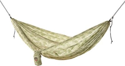 Grand Trunk Double Parachute Printed Nylon Hammock Camouflage - Grand Trunk Outdoor Accessories