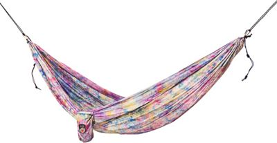 Grand Trunk Double Parachute Printed Nylon Hammock Hand Dyed Tie Dye - Grand Trunk Outdoor Accessories