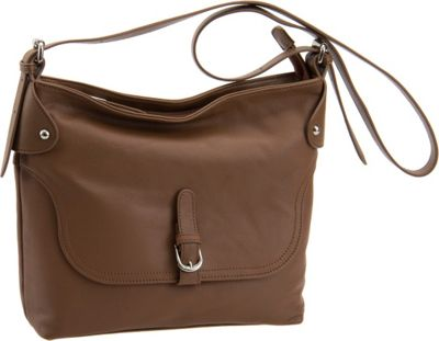 Baggs Kayla Shoulder Bag Acorn - Baggs Leather Handbags