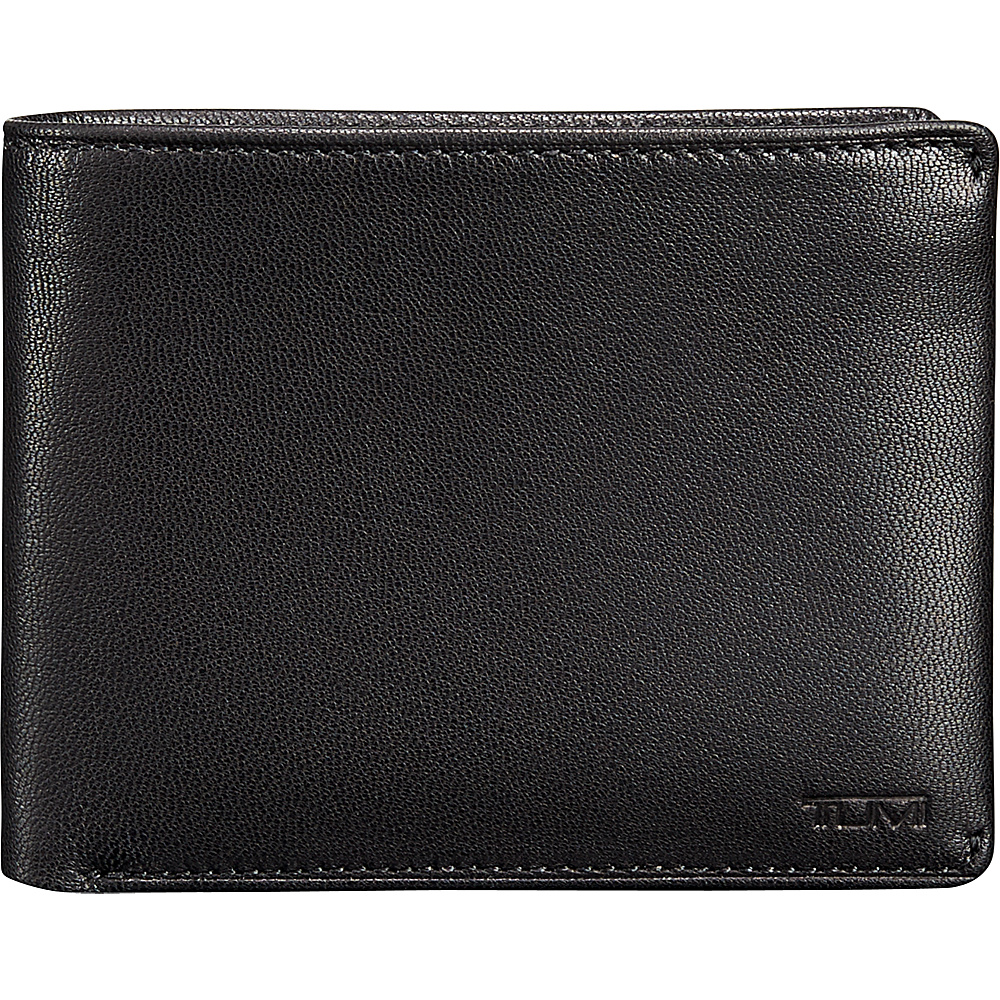 Tumi Chambers Global Removable Passcase ID Wallet Black Tumi Men s Wallets