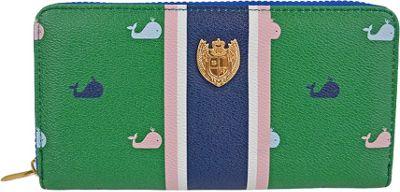 Sloane Ranger Chelsea Wallet Windsor Whale - Sloane Ranger Women's Wallets