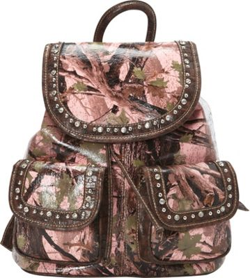 Camo Backpacks For Girls - Crazy Backpacks