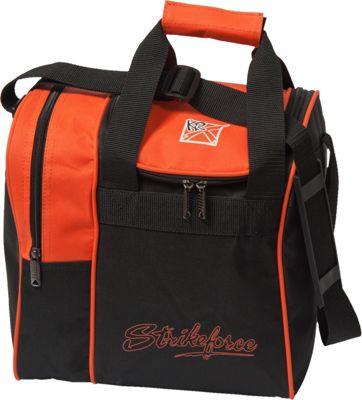 KR Strikeforce Bowling Rook Single Bowling Ball Tote Bag Orange - KR Strikeforce Bowling Bowling Bags