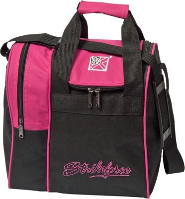 KR Strikeforce Bowling Rook Single Bowling Ball Tote Bag Pink - KR Strikeforce Bowling Bowling Bags