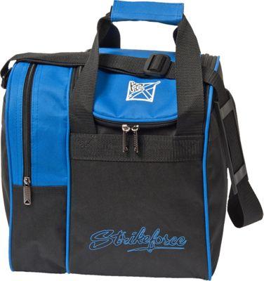KR Strikeforce Bowling Rook Single Bowling Ball Tote Bag Royal - KR Strikeforce Bowling Bowling Bags