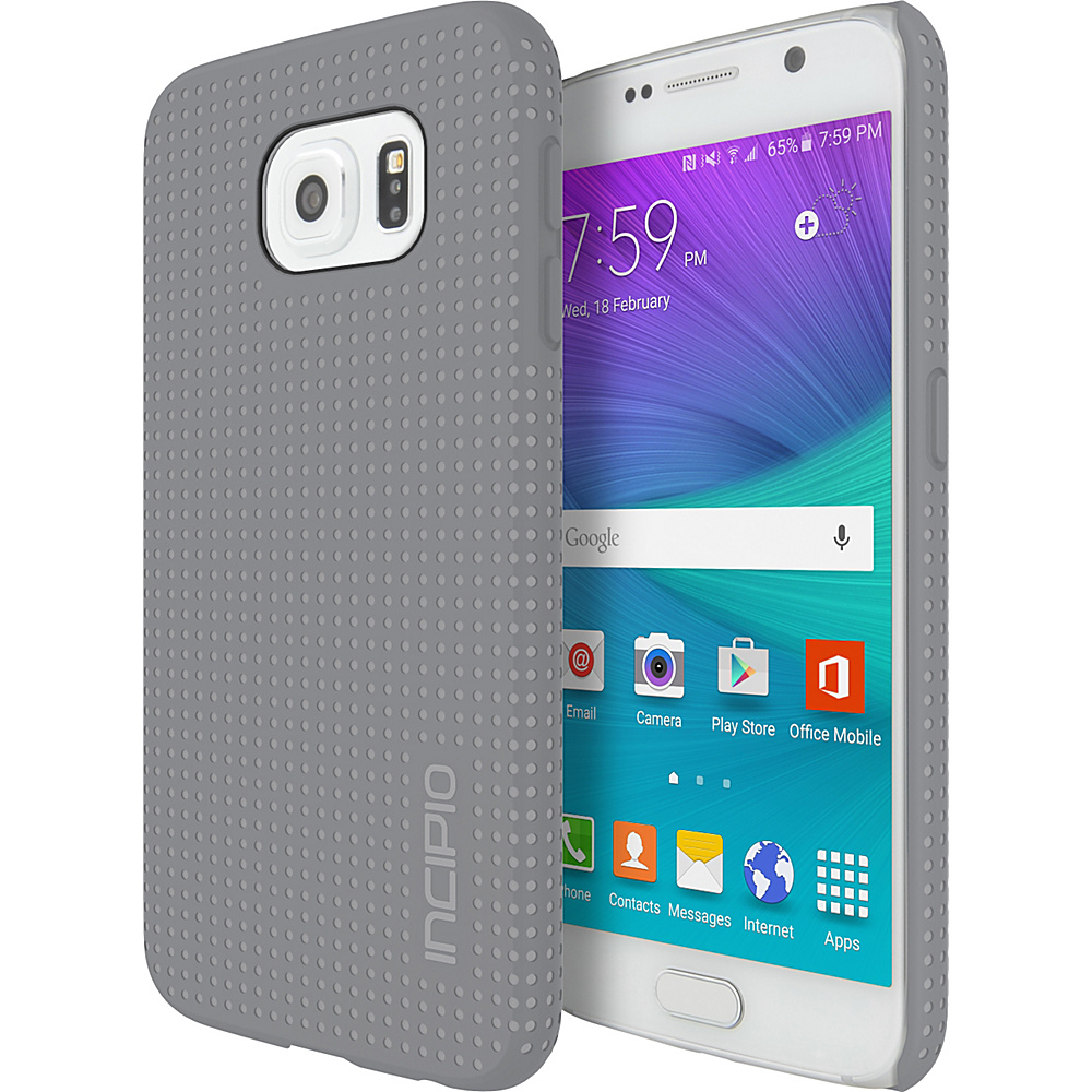 Incipio Highwire for Samsung Galaxy S6 Gray - Incipio Electronic Cases - Technology, Electronic Cases
