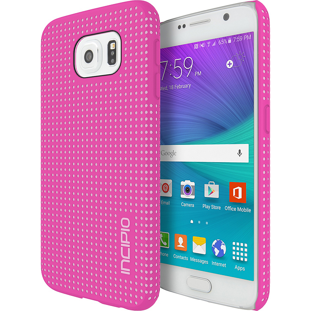 Incipio Highwire for Samsung Galaxy S6 Pink/Light Pink - Incipio Electronic Cases - Technology, Electronic Cases