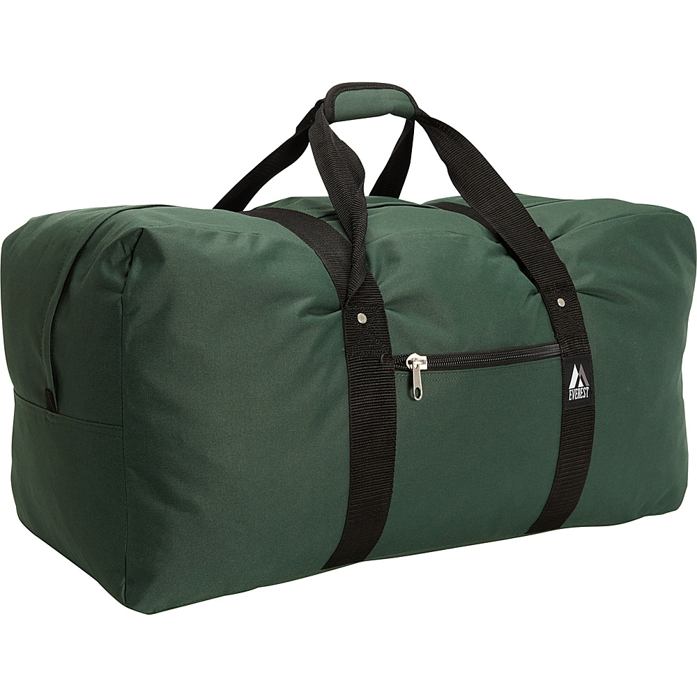 Everest Cargo Duffel Green Everest Travel Duffels