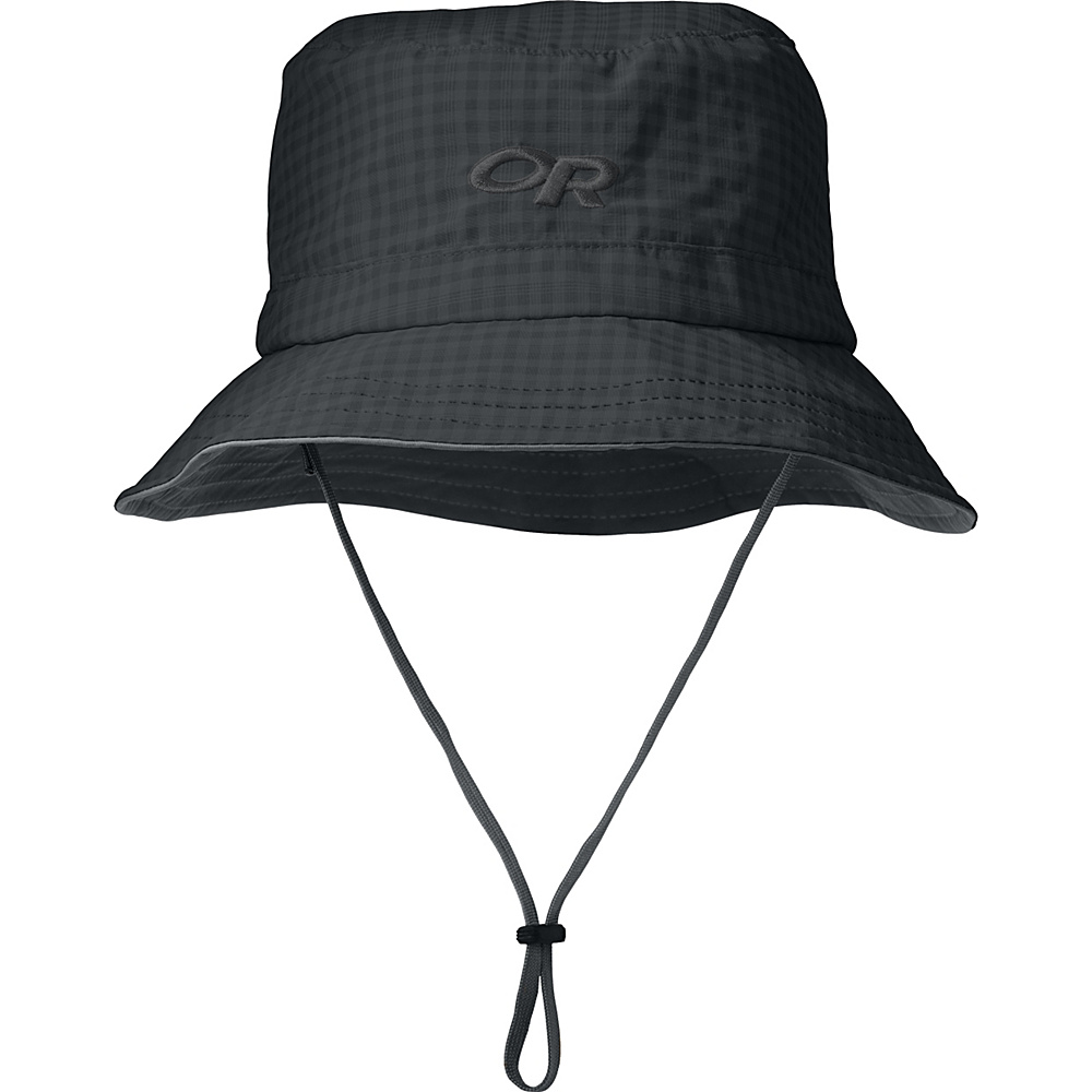 Outdoor Research Lightstorm Bucket XL - Black - Outdoor Research Hats/Gloves/Scarves - Fashion Accessories, Hats/Gloves/Scarves