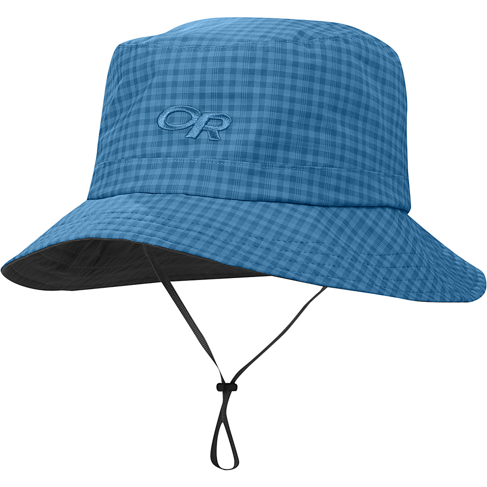 Outdoor Research Lightstorm Bucket XL - Cornflower - Outdoor Research Hats/Gloves/Scarves - Fashion Accessories, Hats/Gloves/Scarves