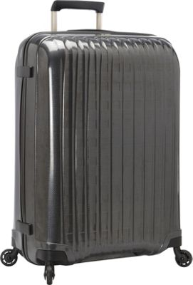 Hartmann Luggage Innovaire Extended Journey Spinner Graphite - Hartmann Luggage Hardside Checked