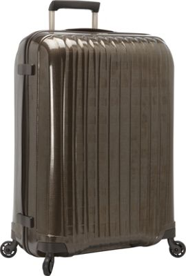 Hartmann Luggage Innovaire Extended Journey Spinner Earth - Hartmann Luggage Hardside Checked