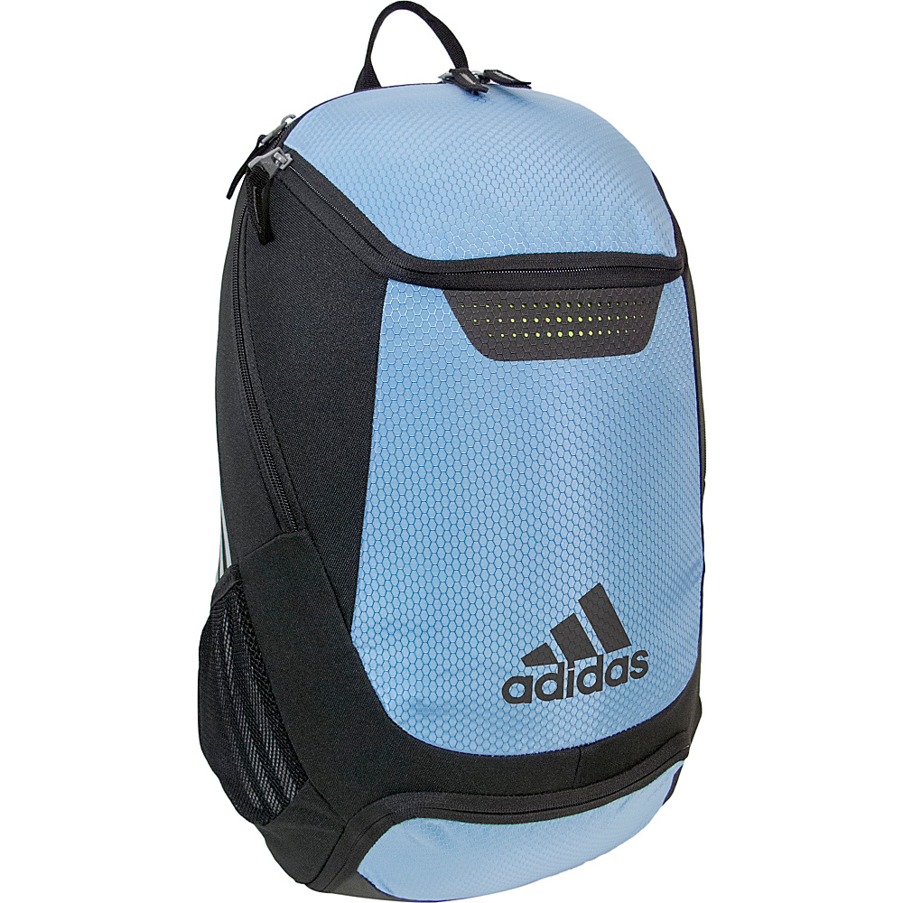 adidas Stadium Team Backpack Collegiate Light Blue - adidas Everyday Backpacks