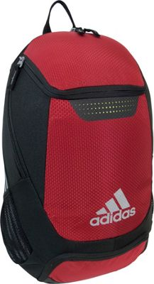 adidas Stadium Team Backpack University Red - adidas Everyday Backpacks