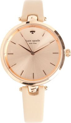 kate spade watches Holland Leather Watch Tan - kate spade watches Watches