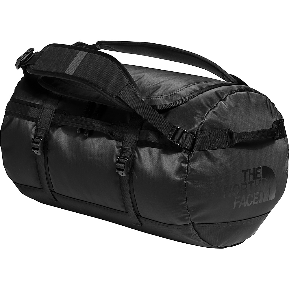 The North Face Base Camp Duffel Small Tnf Black Emboss/24k Gold - The North Face Outdoor Duffels - Duffels, Outdoor Duffels