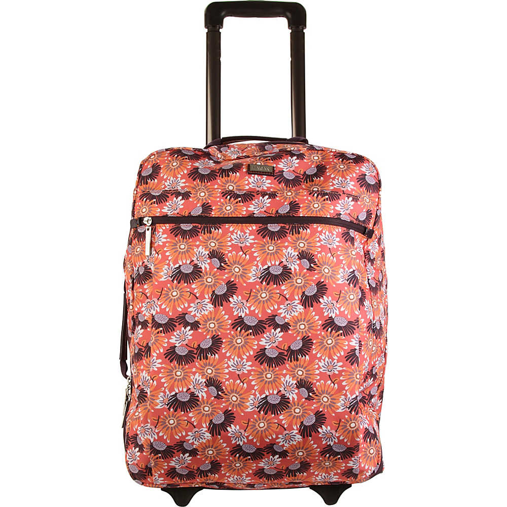 Hadaki Plane Hopping Roller Daisies - Hadaki Softside Carry-On - Luggage, Softside Carry-On