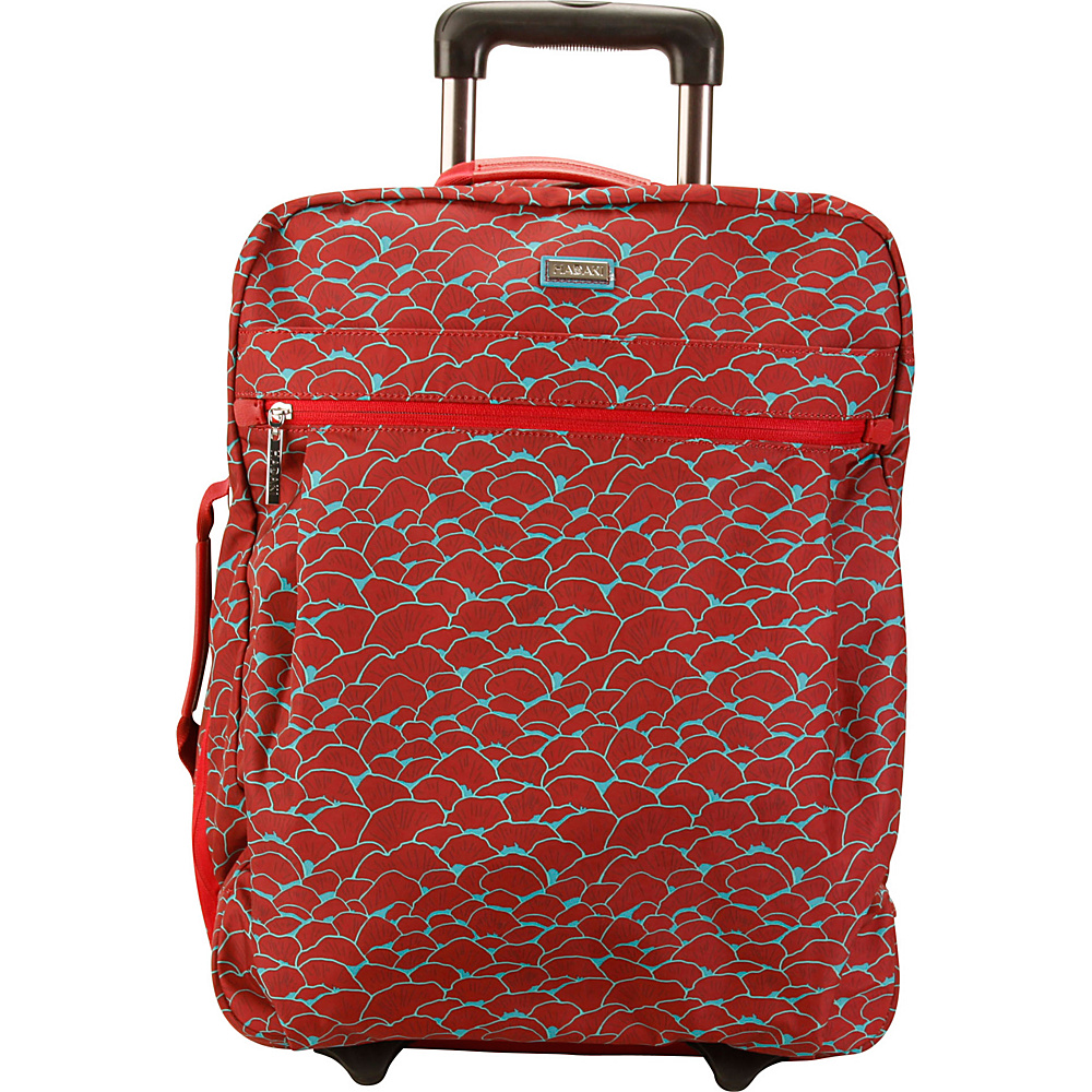 Hadaki Plane Hopping Roller Sunrays - Hadaki Softside Carry-On - Luggage, Softside Carry-On