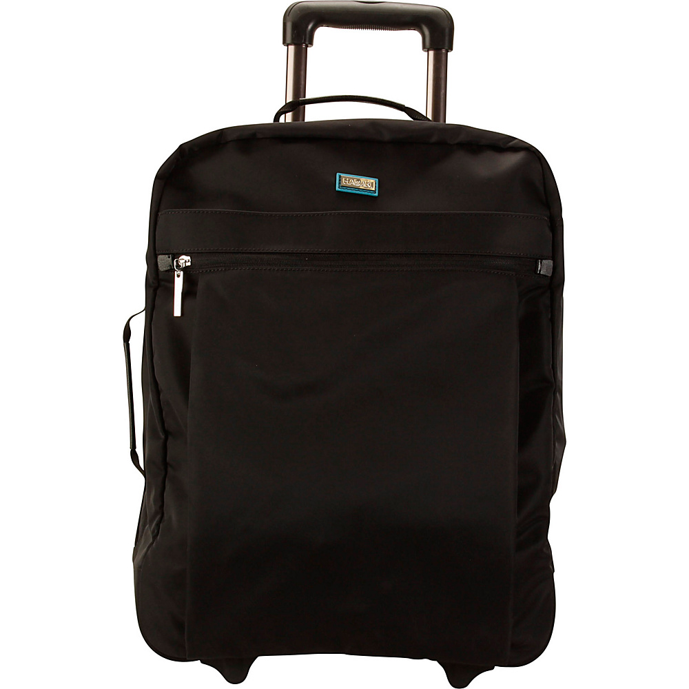 Hadaki Plane Hopping Roller Black - Hadaki Softside Carry-On - Luggage, Softside Carry-On