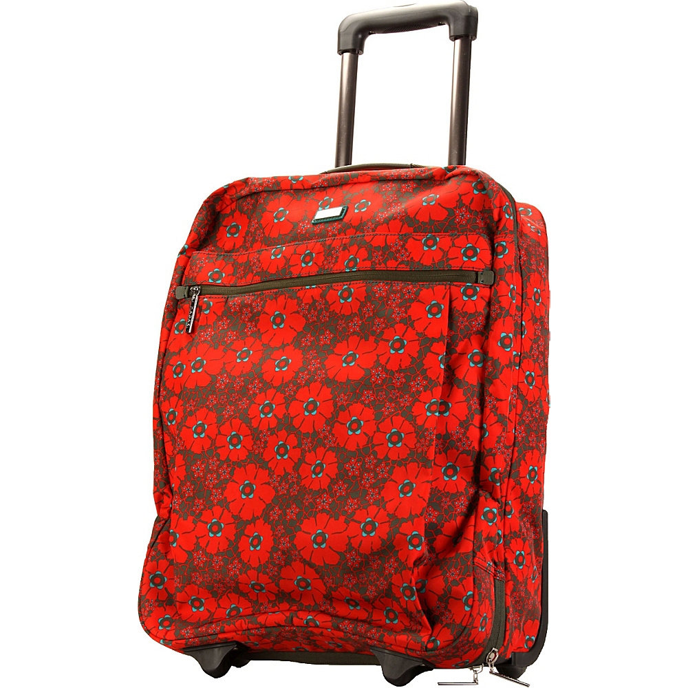 Hadaki Plane Hopping Roller Primavera Lacey - Hadaki Softside Carry-On - Luggage, Softside Carry-On