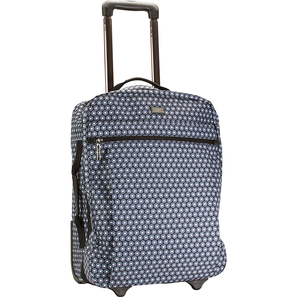 Hadaki Plane Hopping Roller Fantasia Geo - Hadaki Softside Carry-On - Luggage, Softside Carry-On
