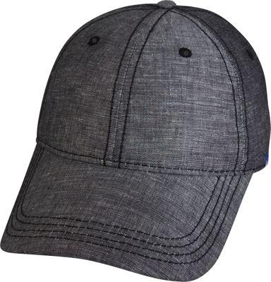 Keds Chambray Baseball Cap Black Classic Dot - Keds Hats/Gloves/Scarves 10364145
