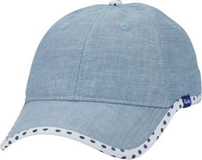 Keds Chambray Baseball Cap One Size - Classic Chambray - Keds Hats/Gloves/Scarves