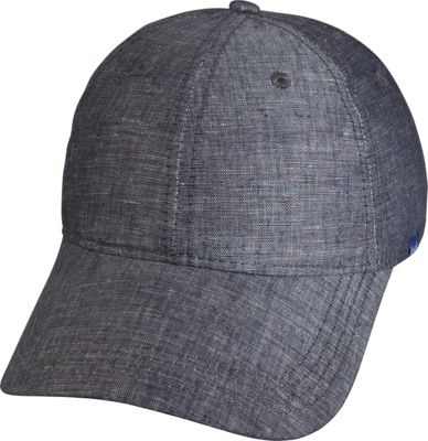 Keds Keds Chambray Baseball Cap Navy Chambray - Keds Hats/Gloves/Scarves