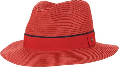 Original Penguin Klein Fedora Huate Red-Small/Medium - Original Penguin Hats/Gloves/Scarves