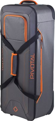 Pivotal Soft Case Gear Bag Charcoal/Orange - Pivotal Other Luggage