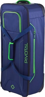 Pivotal Soft Case Gear Bag Navy/Lime - Pivotal Other Luggage
