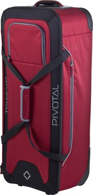Pivotal Soft Case Gear Bag Red/Black/Charcoal - Pivotal Other Luggage