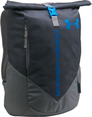 Under Armour Roll Trance Sackpack Anthracite/Graphite/Graphite - Under Armour Everyday Backpacks
