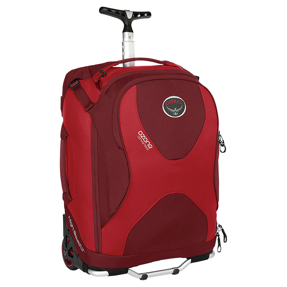 Osprey Ozone 18 inch/36L Hoodoo Red- DISCONTINUED - Osprey Softside Carry-On - Luggage, Softside Carry-On