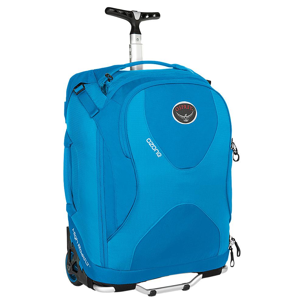 Osprey Ozone 18 inch/36L Summit Blue - Osprey Softside Carry-On - Luggage, Softside Carry-On