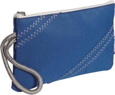 SailorBags Wristlet Blue/Grey - SailorBags Women's Wallets