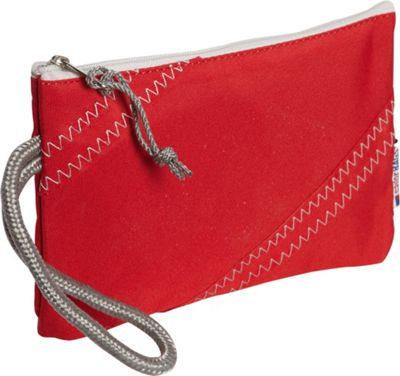 SailorBags Wristlet Red/Grey - SailorBags Women's Wallets