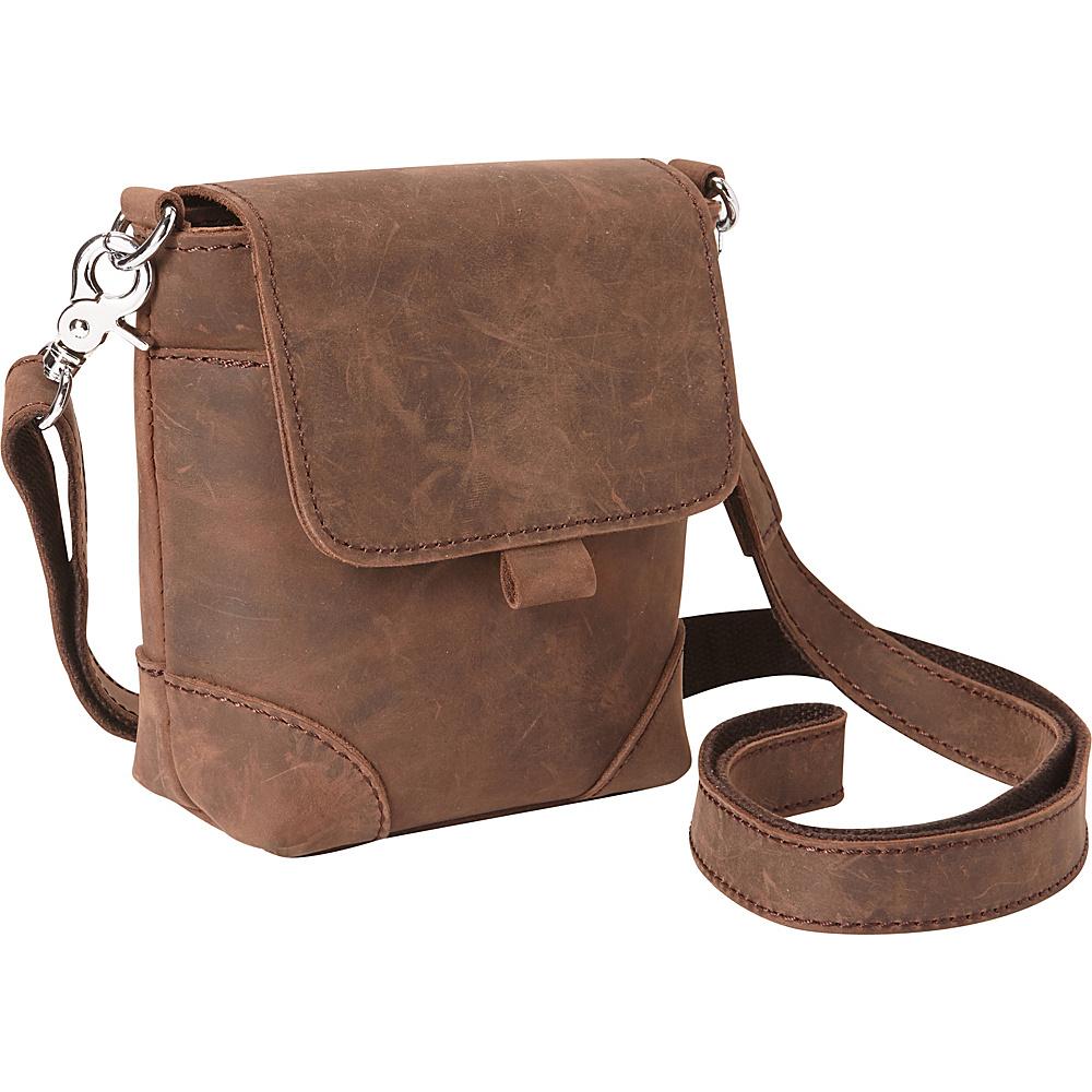 Vagabond Traveler 7 Leather Crossbody/Waist Bag Distress - Vagabond Traveler Leather Handbags - Handbags, Leather Handbags