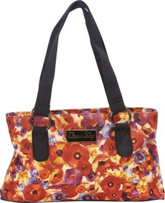Donna Sharp Reese Bag Poppy Field - Donna Sharp Fabric Handbags