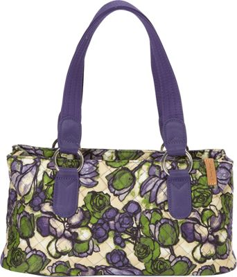 Donna Sharp Reese Bag Monterey - Donna Sharp Fabric Handbags