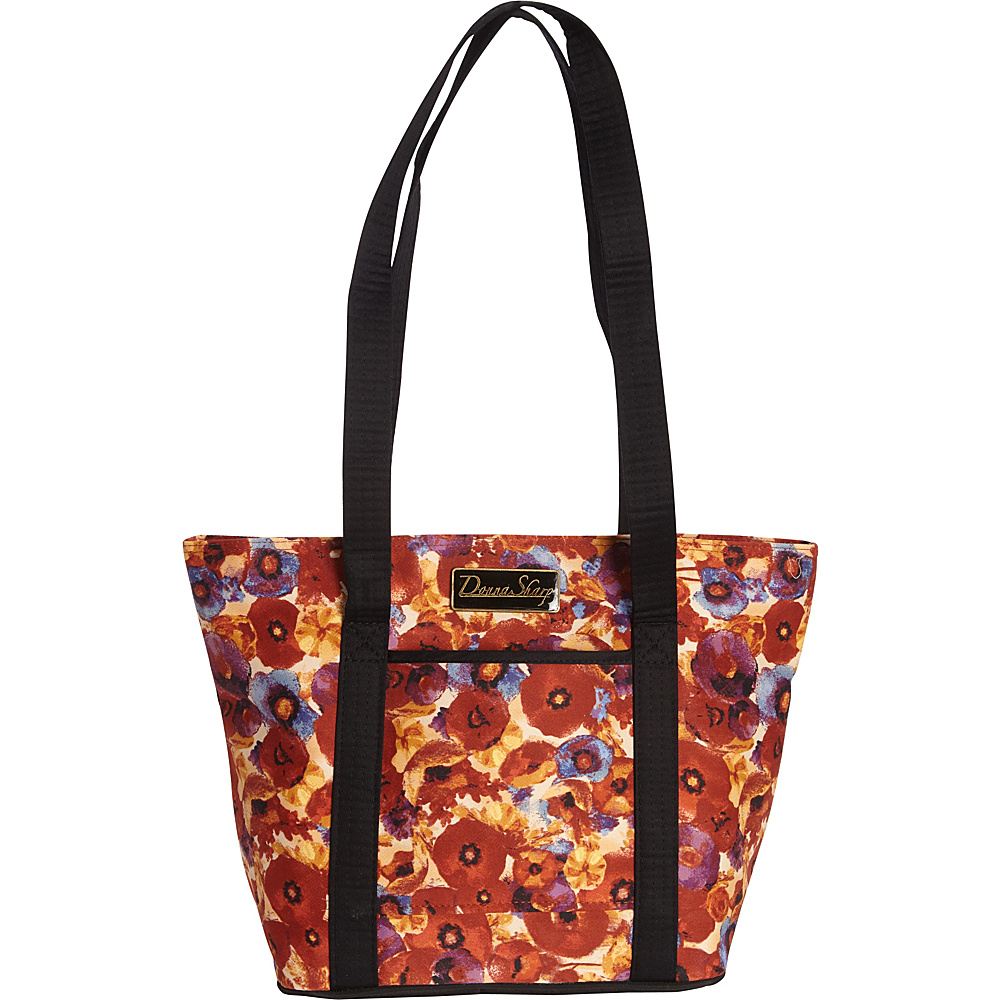Donna Sharp Leah Tote Poppy Field Donna Sharp Fabric Handbags