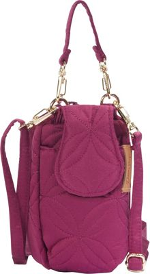 Donna Sharp Cell Phone Purse Magenta - Donna Sharp Fabric...