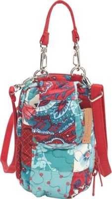 Donna Sharp Cell Phone Purse Abilene - Donna Sharp Fabric...