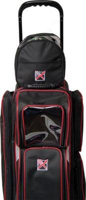 KR Strikeforce Bowling Add On Bag Black - KR Strikeforce Bowling Bowling Bags