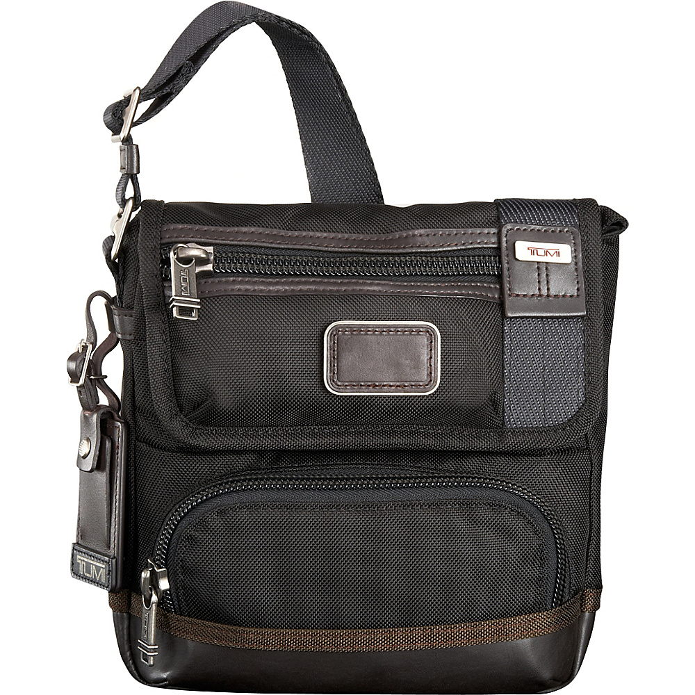 Tumi Alpha Bravo Barstow Cross body Hickory - Tumi Other Mens Bags - Work Bags & Briefcases, Other Men's Bags